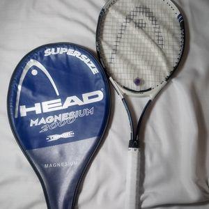 Head Magnesium 2000 Tennis Racquet